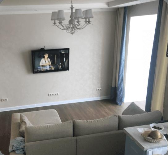 Капитальный ремонт квартиры в Сыктывкаре